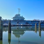 Spend the night on the USS Yorktown with Carolina Homeschooler!
