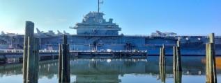 USS Yorktown Sleepover