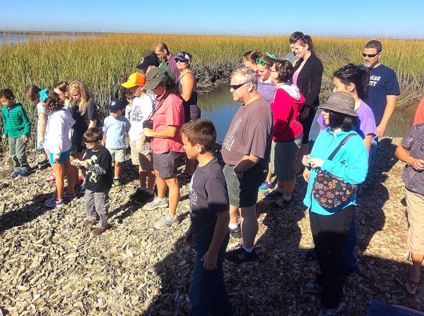Barrier Island Ecology Adventure