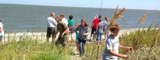 Marine Science and History Camp