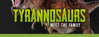 Tyrannosaurs and Flying Monsters