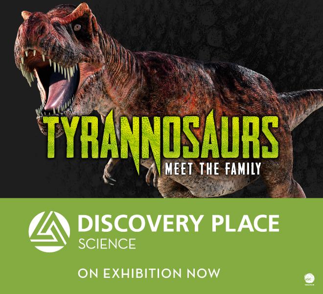 Tyrannosaurs Meet the Family